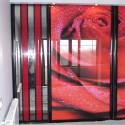 RS0,1 SF0 Элит-Стиль Широкоформатная УФ печать на пластиках стекле кожзаме холсте Изготовление рекламы и мебели