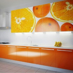 УФ-печать на кухонных фасадах