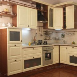 Мебель на заказ кухни фасады пленочные