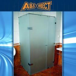 RS0,1 SF0 АС-Инвест Изделия из стекла Безрамные и цельностеклянные конструкции
