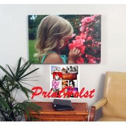 Печать фотографий, картин, панно, мультипанелей, коллажей, фотомозаик, художественных стилизаций поп-арт