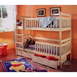 Киев RS0,1 Двухъярусные кровати из натурального дерева Цена Скидки Фото Обзоры Отзывы Рейтинг Купить Украина