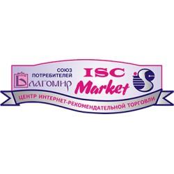 Создание и размещение до 3 страниц товаров в каталоге  ISC Market