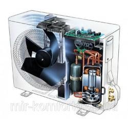 Ремонт кондиционеров. Ремонт компрессоров, радиаторов, вентиляторов, плат кондиционеров в Днепропетровске
