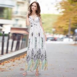 Платья женские летние вечерние модные недорогие