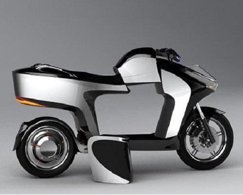 Скутер модерн