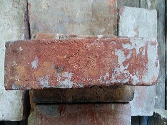 Кирпич старый ручной формовки